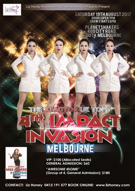4th Impact Invas10n!